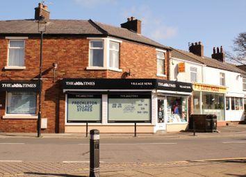 Thumbnail Retail premises for sale in 2 Kirkham Road, Freckleton