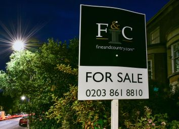 Thumbnail 4 bed property for sale in Thornby Road, London