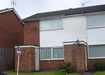 Thumbnail 2 bed property to rent in Blount Road, Thurmaston, Leicester