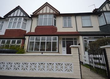 Thumbnail 4 bedroom terraced house to rent in Millmark Grove, London