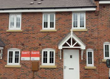 Thumbnail 2 bed property for sale in Luke Lane, Brailsford, Ashbourne