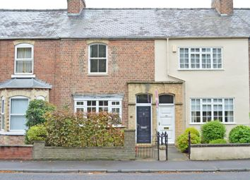Thumbnail 2 bed terraced house to rent in Cemetery Road, York