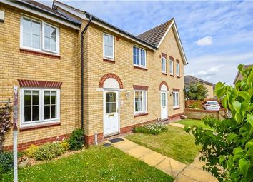 Thumbnail 2 bedroom terraced house for sale in Goldfinch Drive, Cottenham, Cambridge