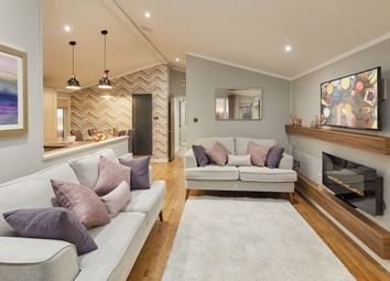 Thumbnail 2 bed lodge for sale in Seaview Avenue, Seaton Estate, Arbroath
