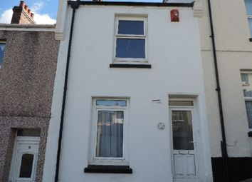 Thumbnail 2 bed terraced house to rent in Hornby Street, Plymouth