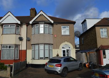 Thumbnail 3 bed semi-detached house to rent in Henley Road, Ilford/ Barking