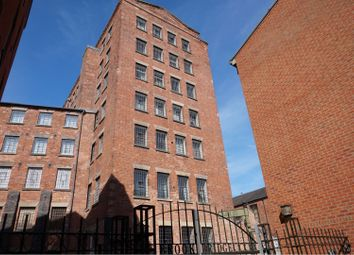 2 bed flat for sale in Brookbridge Court, Derby DE1