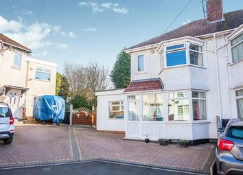 Thumbnail 2 bed semi-detached house for sale in Rose Avenue, Oldbury