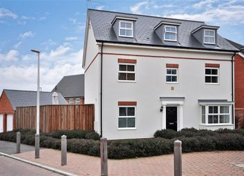 Thumbnail 5 bed detached house for sale in Grange Road, Gillingham, Kent