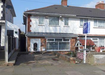 Thumbnail 3 bed property for sale in Hawkhurst Road, Kings Heath, Birmingham