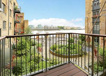 Thumbnail 3 bed flat to rent in Tempus Wharf, Bermondsey Wall West, London
