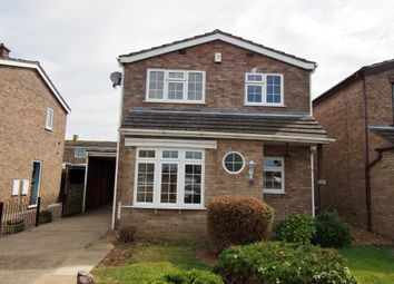 Thumbnail 3 bed detached house to rent in Maple Close, Wymondham