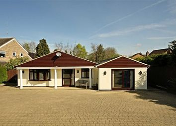 Thumbnail 7 bed detached bungalow for sale in Cotswold Road, Off Cumnor Hill, Oxford