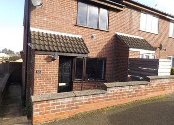 Thumbnail 2 bedroom end terrace house for sale in Cromer, Norfolk