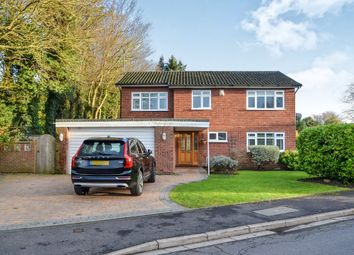Thumbnail 5 bed detached house for sale in Waring Way, Dunchurch, Rugby