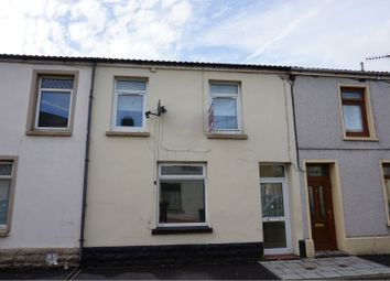 Thumbnail 3 bed terraced house to rent in Yew Street, Troedyrhiw
