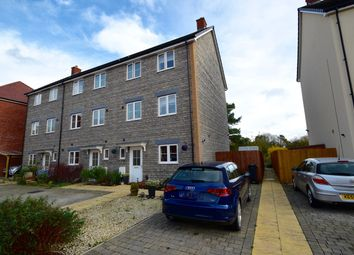 Thumbnail 4 bed end terrace house for sale in Blue Cedar, Yate, Bristol