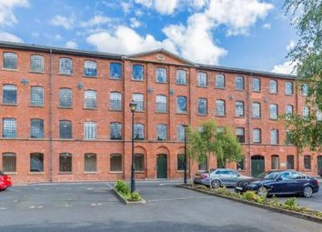 Thumbnail 1 bed flat for sale in Tean Hall Mills, Tean, Stoke-On-Trent