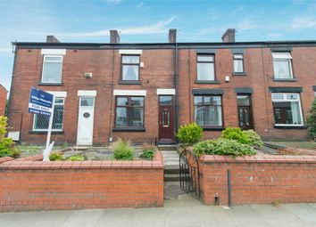 Thumbnail 2 bed terraced house for sale in Bury Road, Tonge Fold, Bolton, Lancashire