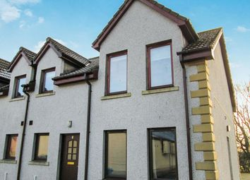 Thumbnail 2 bed flat to rent in Mitchell Lane, Alness