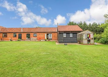 Thumbnail 3 bed bungalow for sale in Kings Lane, Weston, Beccles
