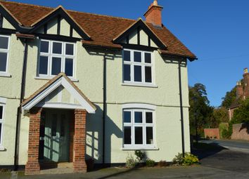 Thumbnail 3 bed end terrace house for sale in Longparish Road, Hurstbourne Priors, Whitchurch