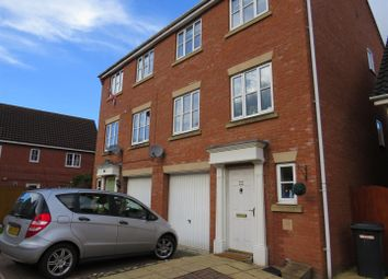 Thumbnail 3 bed town house to rent in Stirling Road, Old Catton, Norwich