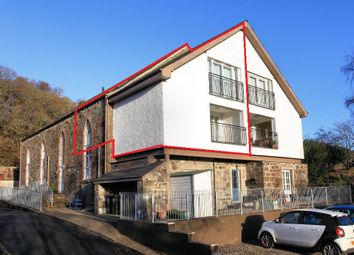 Thumbnail 2 bed flat for sale in Earnview Court, Comrie
