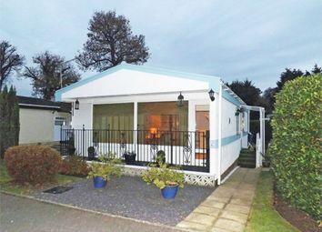 Thumbnail 2 bedroom mobile/park home for sale in Ringwood Road, Ferndown, Dorset