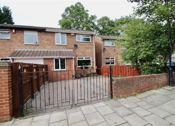 Thumbnail 3 bed semi-detached house for sale in Fenham Court, Newcastle Upon Tyne