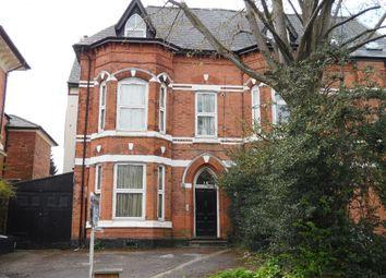 Thumbnail Studio to rent in Flat 7, Rotton Park Road, Edgbaston