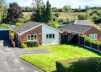 Thumbnail 2 bed bungalow for sale in Lenchwick, Evesham, Worcestershire