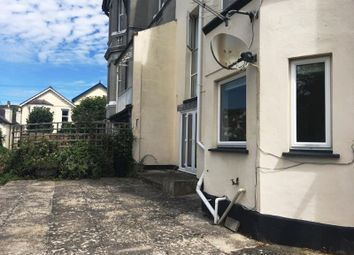Thumbnail 1 bedroom flat to rent in Coombe Vale Road, Teignmouth