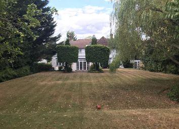 Thumbnail 4 bed terraced house to rent in Oakridge Avenue, Radlett