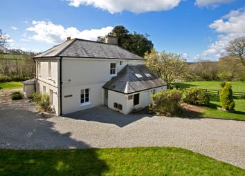 Thumbnail 7 bed detached house for sale in Tremadart Road, Duloe, Liskeard