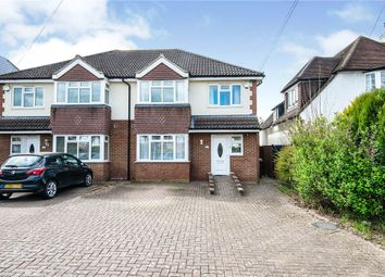 Thumbnail 4 bed semi-detached house for sale in Chessington Road, Epsom, Surrey