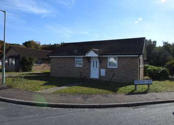 Thumbnail 2 bed detached bungalow to rent in The Glebes, Snape, Saxmundham
