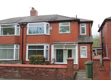 Thumbnail 4 bed semi-detached house for sale in Cawdor Avenue, Farnworth