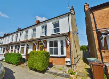 Thumbnail 3 bed terraced house to rent in Burnham Road, St. Albans