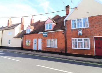 Thumbnail 3 bed cottage for sale in Benton Street, Hadleigh, Ipswich, Suffolk