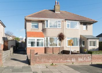 Thumbnail 3 bed semi-detached house for sale in Weymouth Street, Walney, Barrow-In-Furness