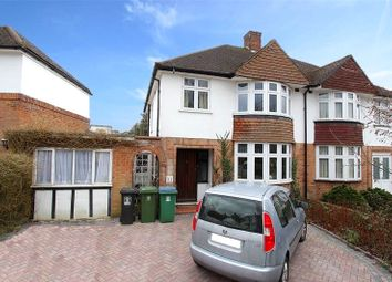 Thumbnail 3 bed semi-detached house for sale in Cassiobury Park Avenue, Watford