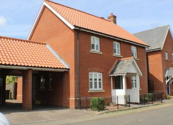 Thumbnail 4 bed link-detached house to rent in Freshwater Crescent, Heybridge, Maldon