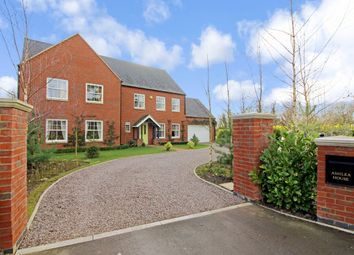 Thumbnail 5 bed detached house for sale in Kirkgate, Tydd St. Giles, Wisbech