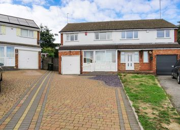 Thumbnail 3 bed semi-detached house for sale in Chudleigh Grove, Great Barr, Birmingham