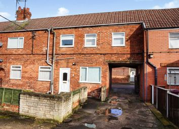 Thumbnail 3 bedroom terraced house for sale in Fox Road, Worksop