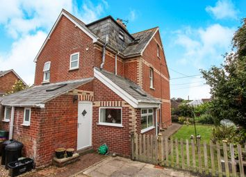 Thumbnail 3 bed semi-detached house for sale in Bowerwood Road, Fordingbridge