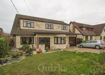 Thumbnail 3 bed detached house for sale in Beehive Chase, Hook End, Brentwood