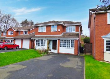 4 bed detached house for sale in Goldcliff Close, Callands, Warrington, Cheshire WA5
