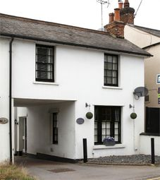 Thumbnail 2 bed semi-detached house for sale in Silver Street, Stansted, Essex